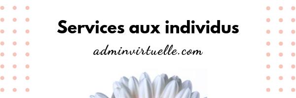 Copy of Nouveaux Services